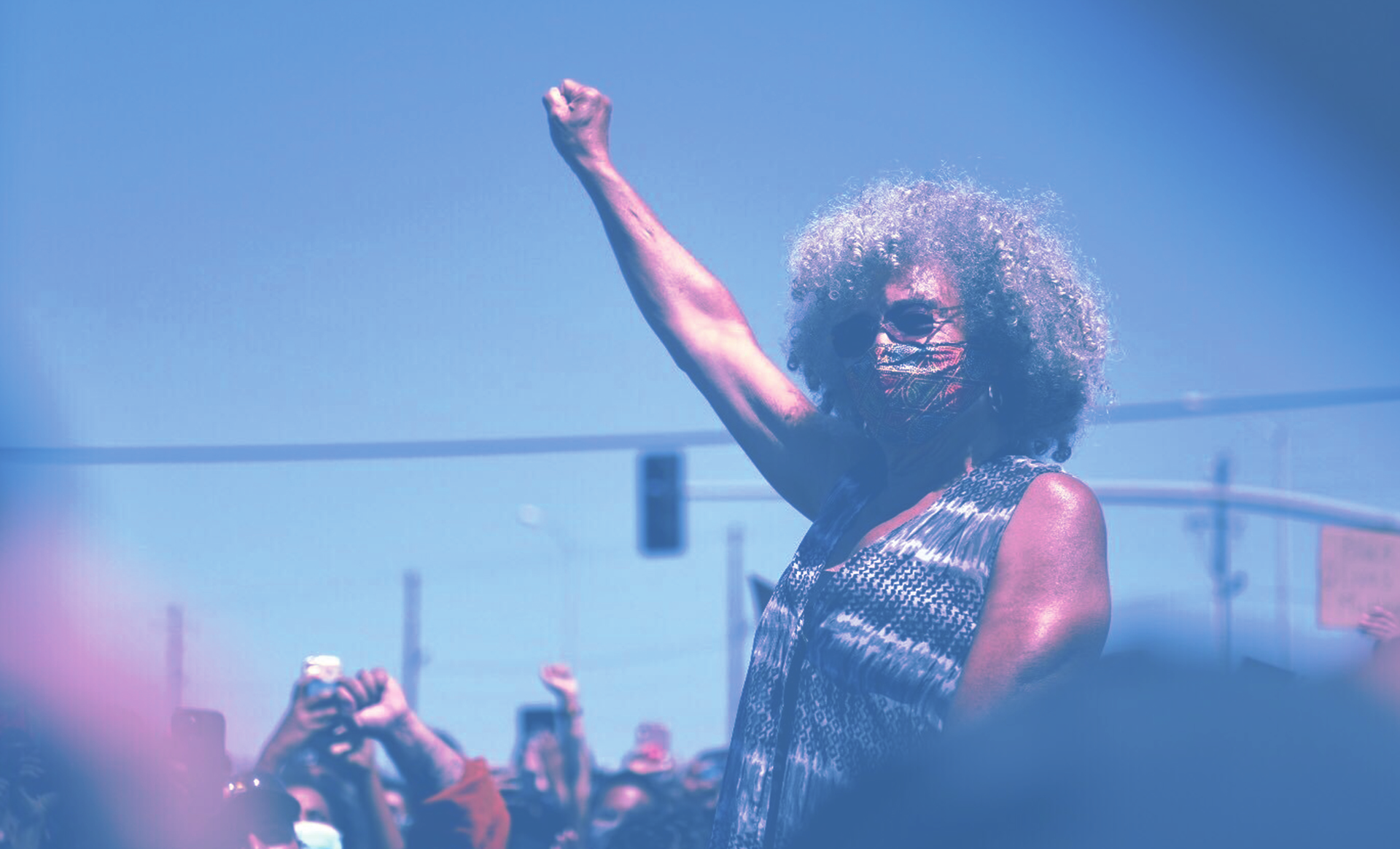 Angela Davis: Drop All Charges Against Activists and Protestors